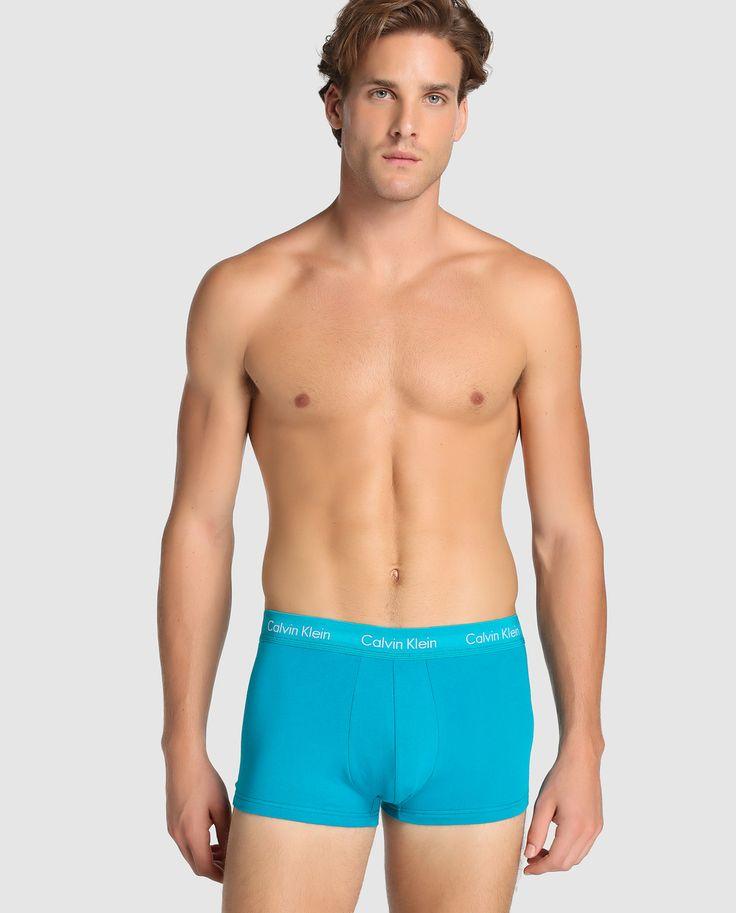 Pack 3 boxers de hombre Calvin Klein varios colores · Calvin Klein · Moda · El Corte Inglés