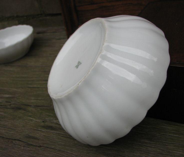Salátová...porcelánová miska, Epiag Dalovice