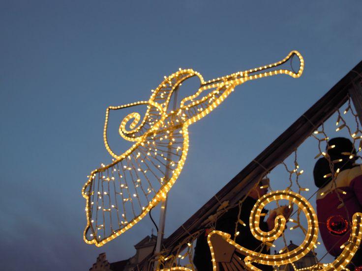 Christmas in Prague, Staroměstské námstí 29. 12. 2013