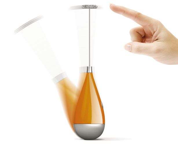 NO K.O. Milk Frother by EmamiDesign