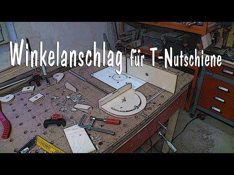 Winkelanschlag für Werktisch - Kreative Tüftler - Basteln, Erfinden und Heimwerken mit Holz, Metall und Elektronik