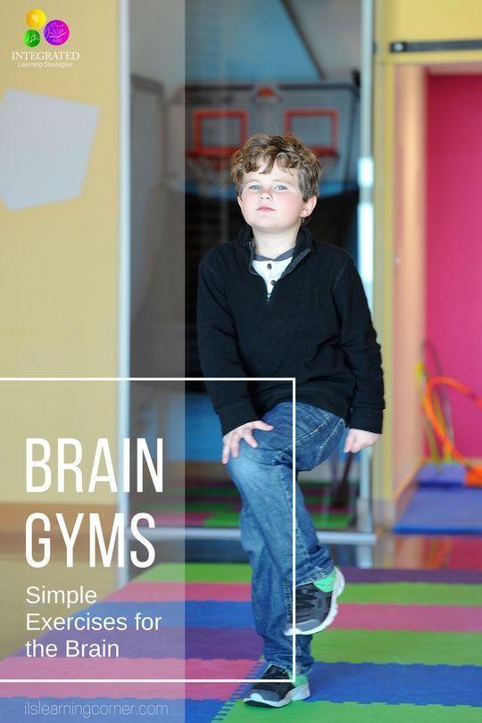 Brain Gym: Simple Brain Gym Exercises to Awaken the Brain for Learning Readiness | ilslearningcorner.com