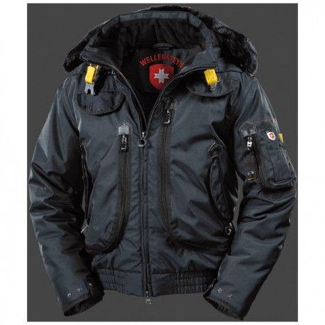 original Wellensteyn Herren Jacke Rescue Jacket Jacke Winterjacke günstig billig kaufen im Shop bei lotti-poppi.com
