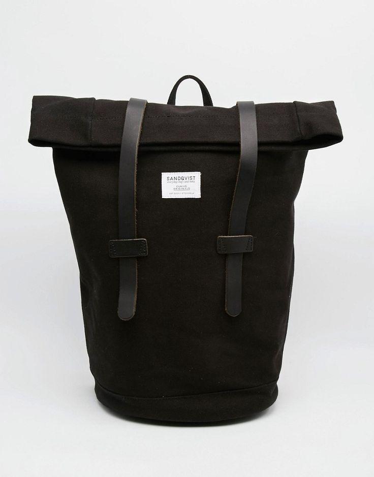 $147Sandqvist Sonja Rolltop Backpack
