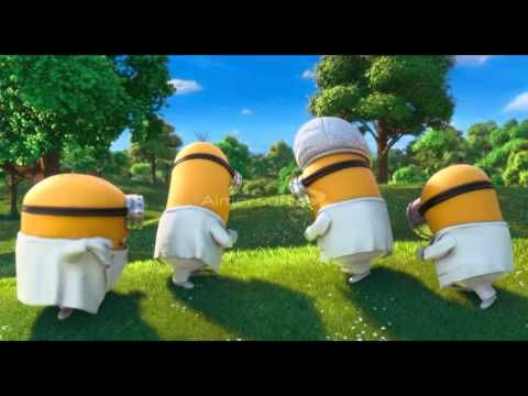 Minions - Wedding song Despicable Me 2 - All 4 One - Cover - YouTube