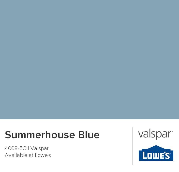 Best 25 valspar blue ideas on pinterest valspar colors - Valspar exterior paint color ideas ...