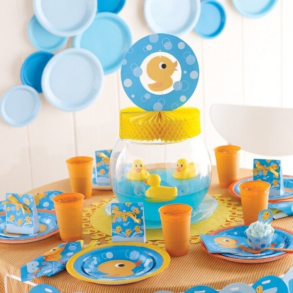 The Party Cupboard Lil Quack Duck Birthday Party Lil