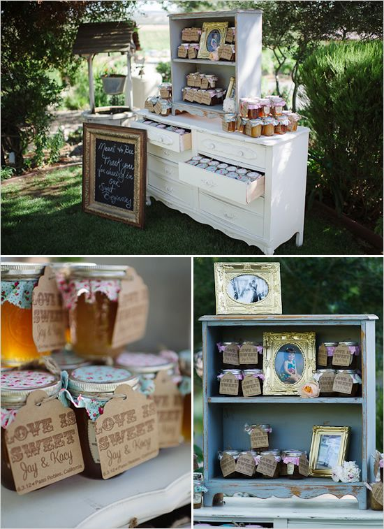 jam wedding favors.... I'm doing this. So cute for my dream country wedding