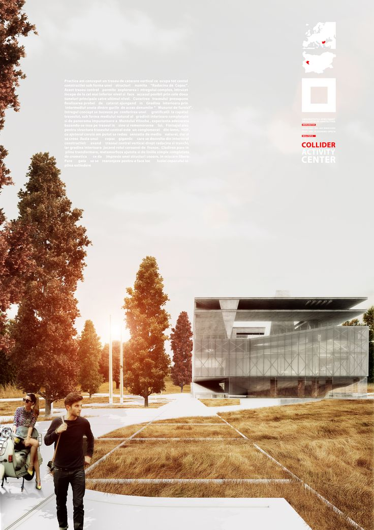 collider activity center international competition , final cut