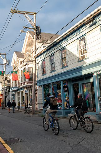 24 Small New England Towns You Absolutely Need To Visit, Provincetown, Maine