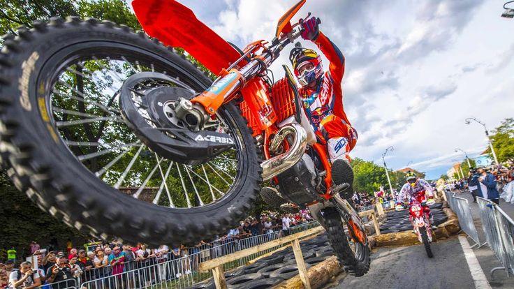 Take a ride on the enduro side | Red Bull Romaniacs - Jonny Walker POV