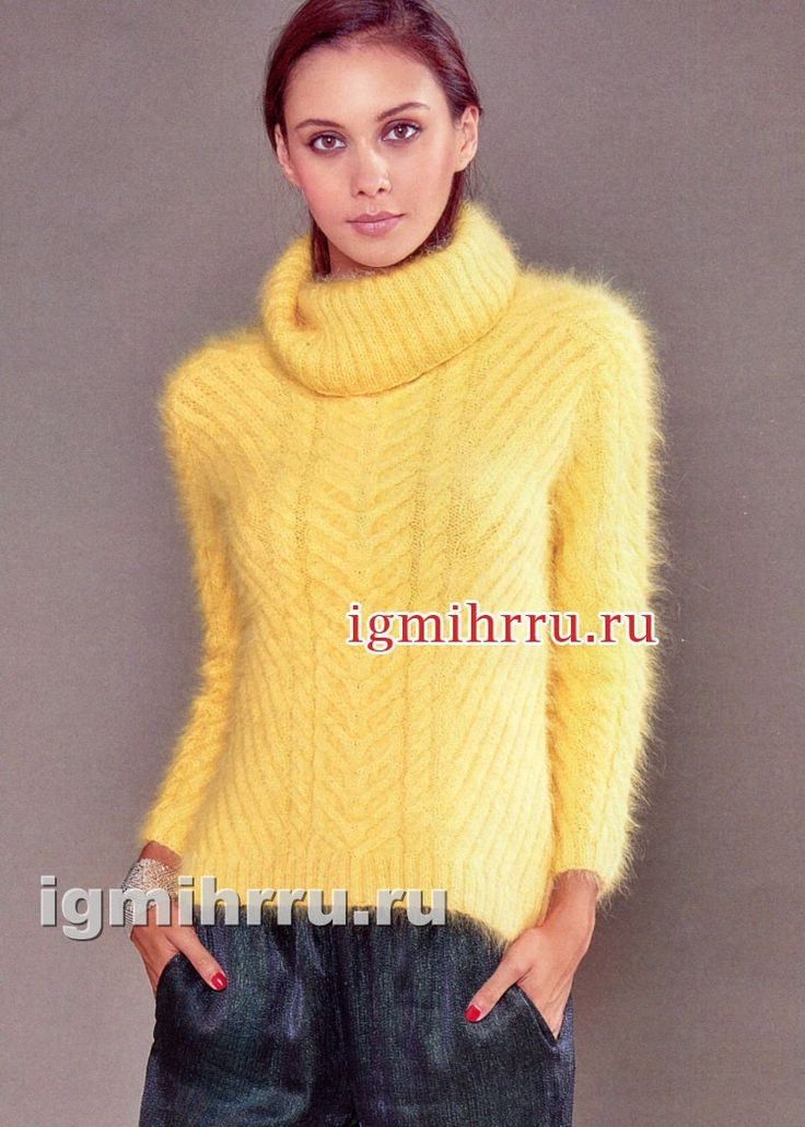 Подборочка жакетов, пуловеров и свитеров:) - Вязание спицами - Страна Мам