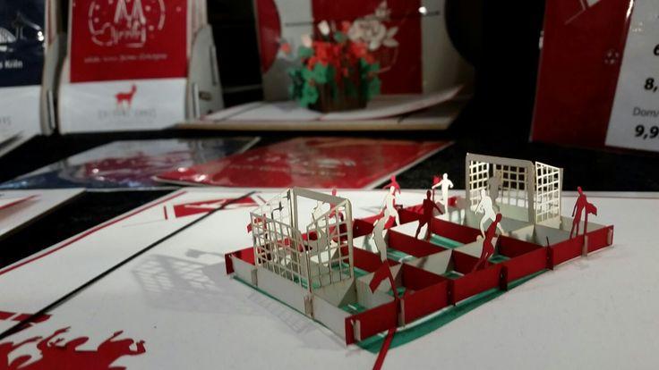 Rotunwiess auf dem Markt der Engel (Köln Neumarkt) und auf dem Hafenweihnachtsmarkt am Schokoladenmuseum #Fußball #FC