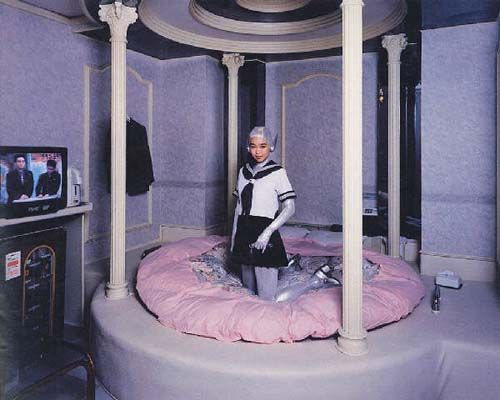 Mariko Mori Love Hotel 1994
