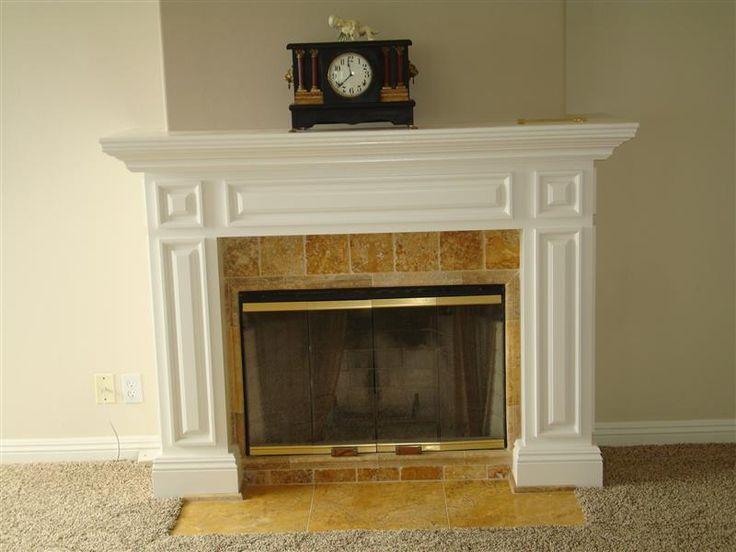 Living Room Decor Fireplace 50 best fireplace mantel decorating images on pinterest