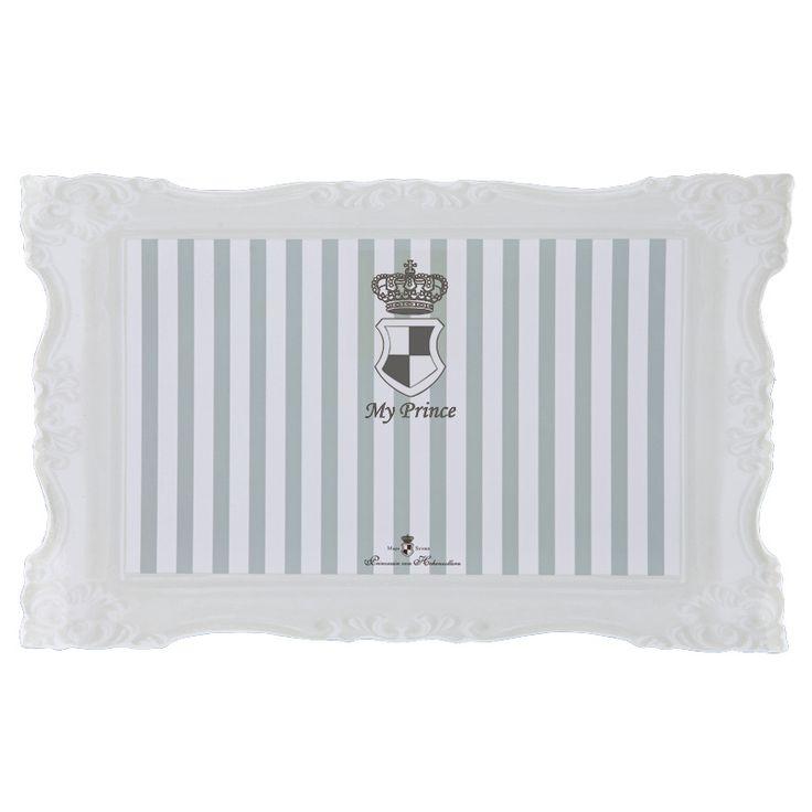 Trixie My Prince- podkładka pod miski dla kota, projekt księżniczki Maji von Hohenzollern