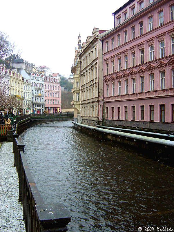 Karlovy Vary - The Venice of Czech Rep. - Karlovy Vary, Karlovarsky Copyright: Mpampis Mantoukas