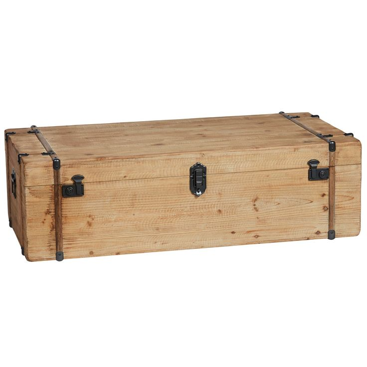 Hudson Coffee Table Trunk