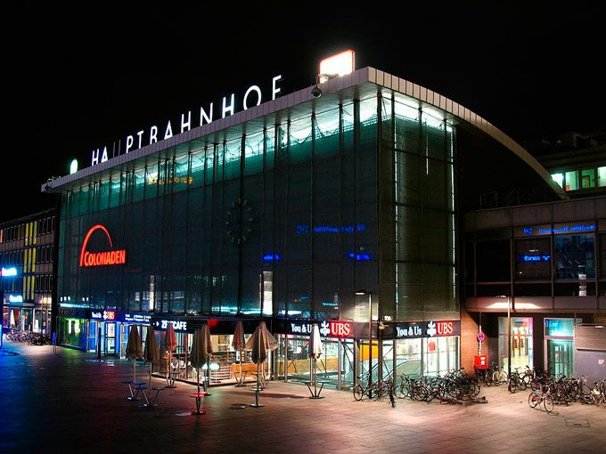 En Alemania causó conmoción la violación de 90 mujeres durante las festividades de Nochevieja. La agresión ocurrió en la estación de tren de Colonia.