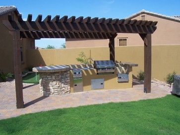 Straight line landscaping phoenix az for The garden pool el paso