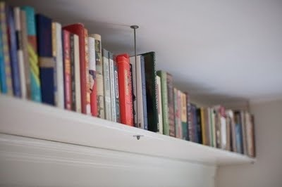A few of these over bedroom and closet doors could help... @Alison MacIvor