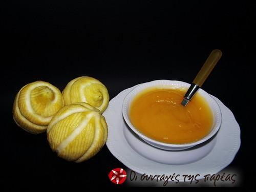 Αγγλική μαρμελάδα λεμονιού #sintagespareas