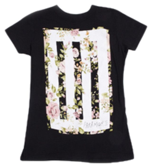 Paramore Shirt by stylish-101 on Polyvore featuring polyvore, fashion and style