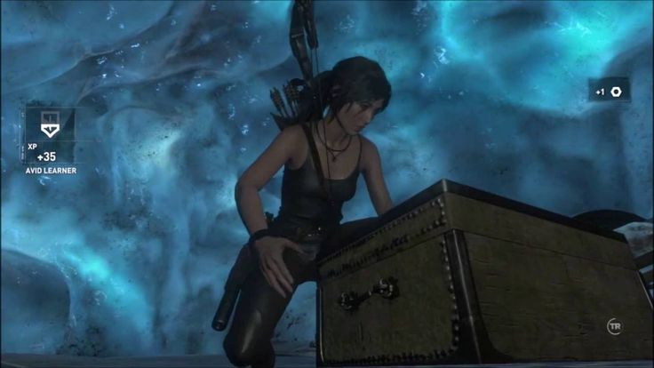 Rise of The Tomb Raider Ep. 40: Glacial Cavern 100% Completion