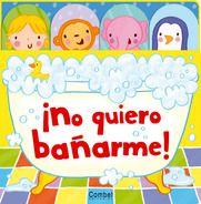 Para convencer a los niños de que hay que bañarse! PVP: 7.30 € http://www.babycaprichos.com/libro-para-ni-os-no-quiero-banyarme.html