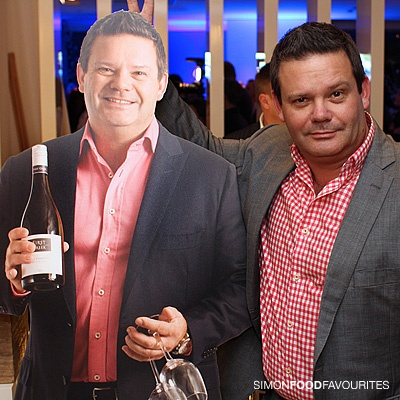 Simon Food Favourites: Launch: Gary Mehigan becomes ambassador for Citibank Dining Program, CBD Sydney (9 Aug 2012)
