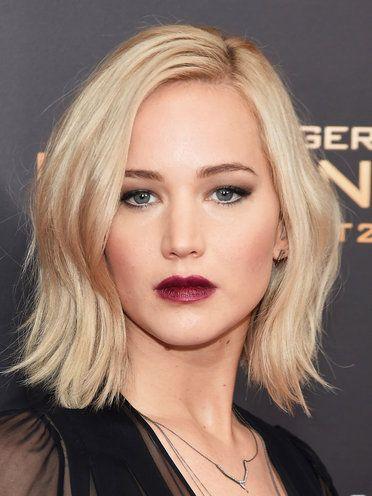 ジェニファー・ローレンス(Jennifer Lawrence) のメイク