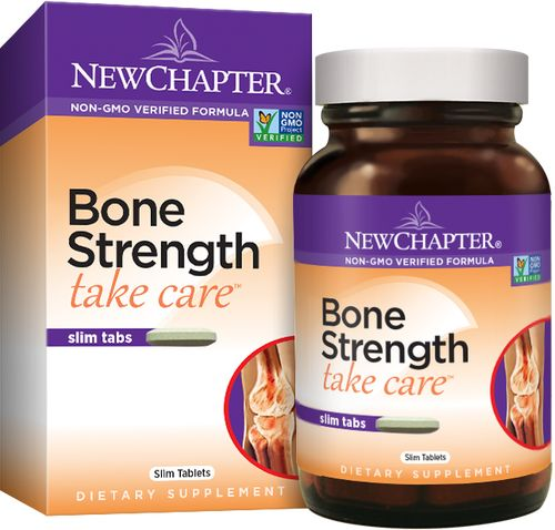 Supports healthy bones and joints while reducing the risk of osteoporosis† with plant-sourced, whole-food Calcium.* Learn about the nourishing qualities of Calcium. Bone Strength Take Care is also available in Tiny Tab tablets that are even easier to swallow.