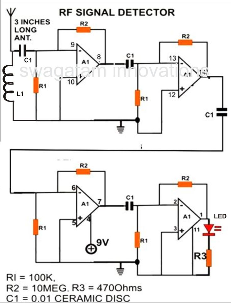 25  best ideas about simple electronic circuits on pinterest