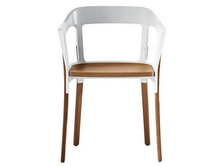 Steelwood stool - Magis - A∙TAK DESIGN - Meble designerskie i oświetlenie dla domu, biura i ogrodu stworzone przez najlepszych projektantów. Sklep internetowy, salon sprzedaży, projektowanie