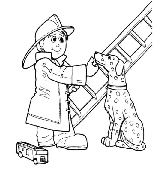 33 best Fire coloring page images on Pinterest