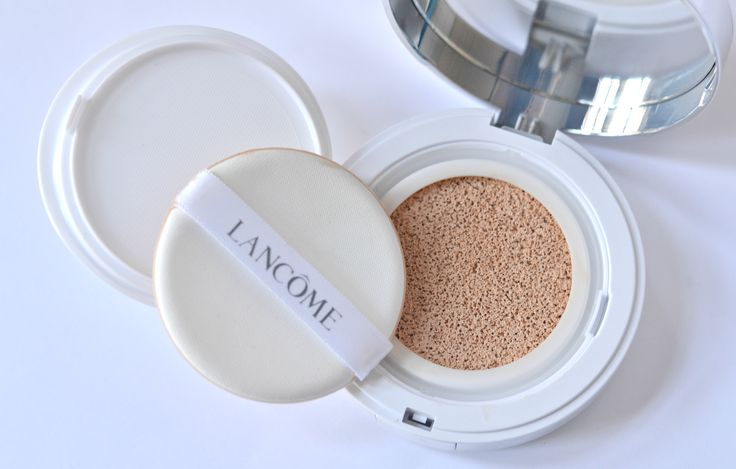 The New Trend In Makeup: Introducing Lancome Miracle Cushion Foundation