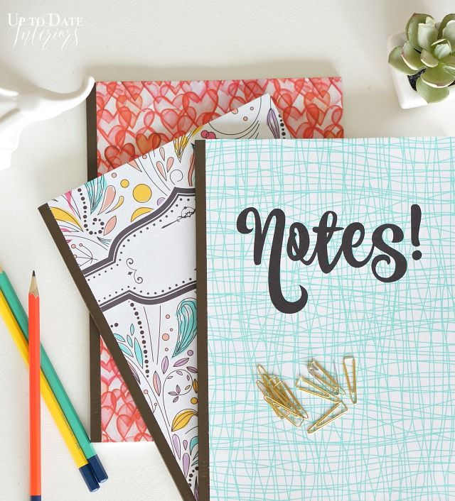 Create And Share Diy Notebooks With Graphicstock Diy Diy