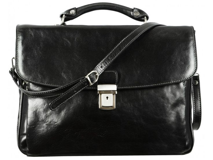 Check out Black Leather Bri... in our newest collection on Jetset Times SHOP! http://jetsettimes-shop.com/products/black-leather-briefcase-laptop-bag-in-cold-blood-men-women?utm_campaign=social_autopilot&utm_source=pin&utm_medium=pin