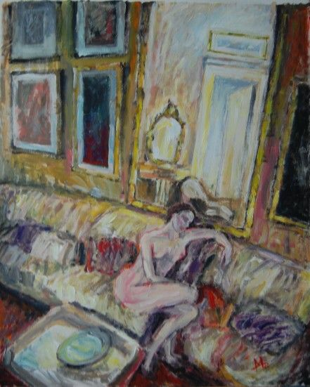 Wall Gallery, 50/70cm, a/c/b, 2014