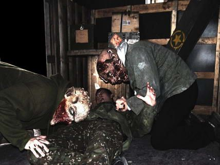 Bratislava Stag Zombie Night - Get Freaked out In Bratislava #Zombielasertag #stagdo #bratislavazombie