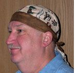 OurVeggieGarden > Crafts and Projects > Robin's Crafts > Skull Cap