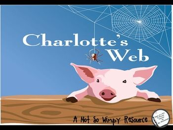 This free mini movie guide is a supplemental resource that I use after reading the book Charlotte's Web to my students. These forms help to guide s...