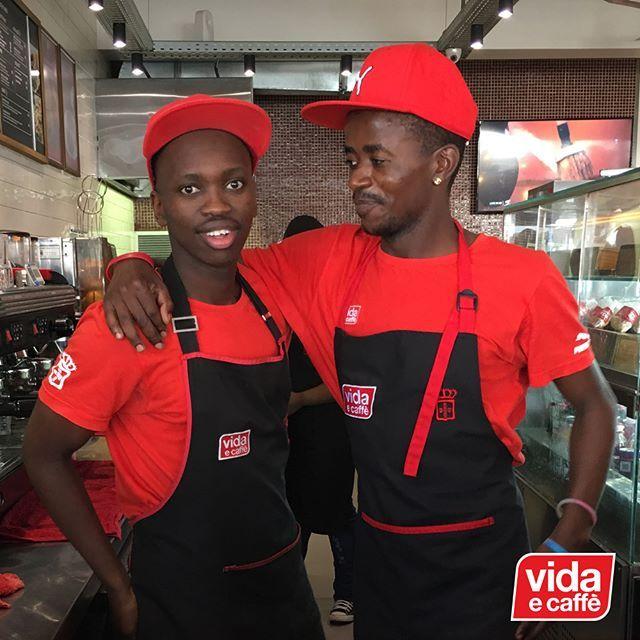 Our baristas will make sure you enjoy every vida moment. #vida #vidaecaffe…