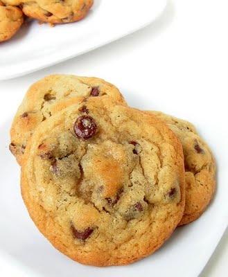 Mangio da Sola: Jacque Torres' Chocolate Chip Cookies