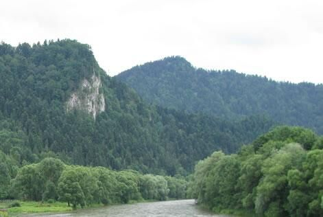 Pieniny, #Szczawnica i spływ Dunajcem, miejsce piękne i warte zobaczenia