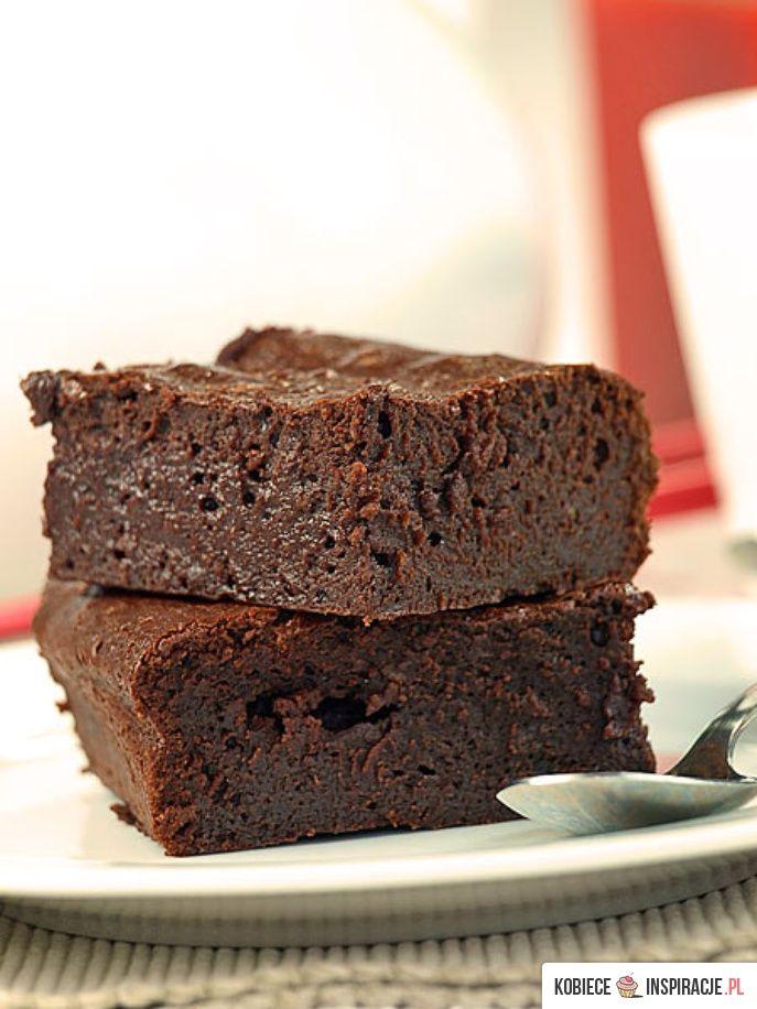Czekoladowe ciasto - najlepsze brownie na świecie :) - Kobieceinspiracje.pl