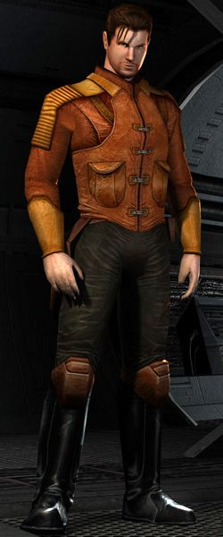 Carth Onasi - Character who appears in Star Wars: Knights of the Old Republic and is referenced in Star Wars: Knights of the Old Republic II – The Sith Lords.