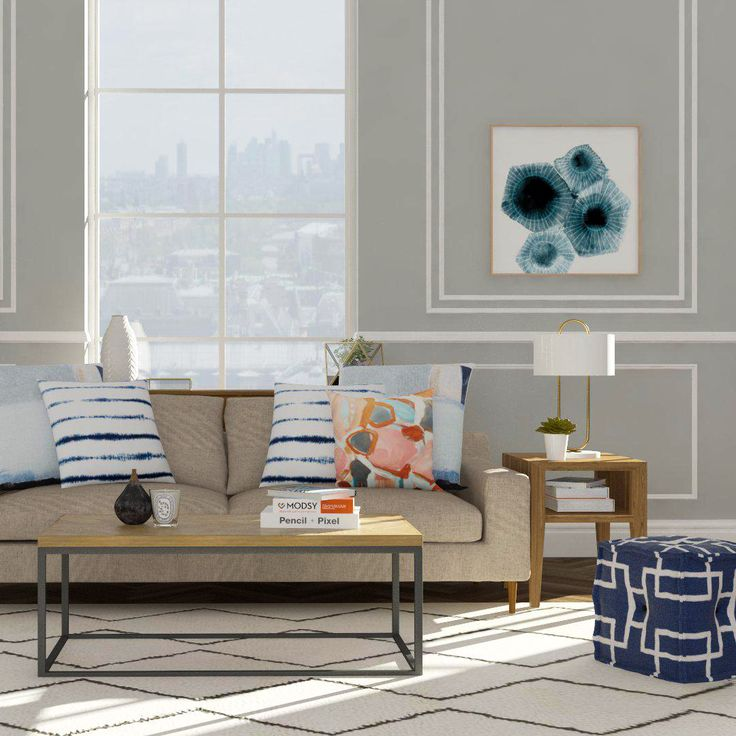 Design Refresh: 4 Simple Ways To Brighten Up Your Space. Modern Living Room  DesignsBedroom 2017Mid Century ...