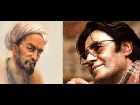 حکایاتی از گلستان سعدی با دکلمه خسرو شکیبایی - YouTube