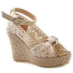 Wedges For Women: Cute Black Wedge Shoes Fashion Sale Online | TwinkleDeals.com
